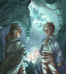 To forge a Bond [Childerange]