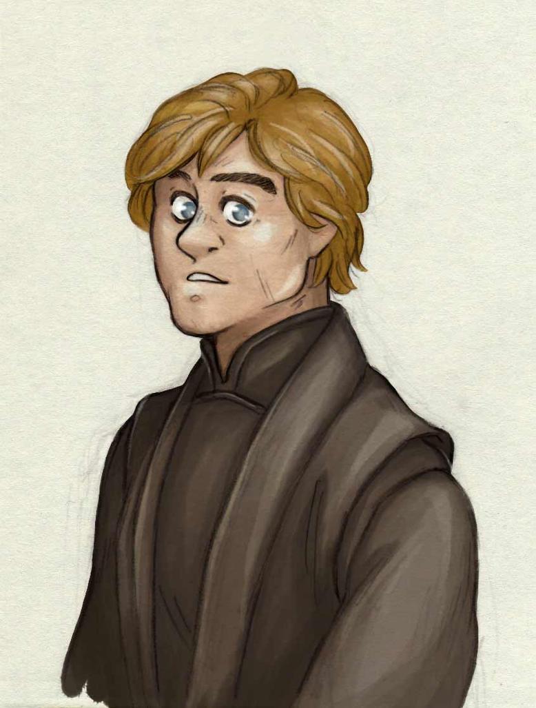 Luke Skywalker [Star Wars] by ProfDrLachfinger