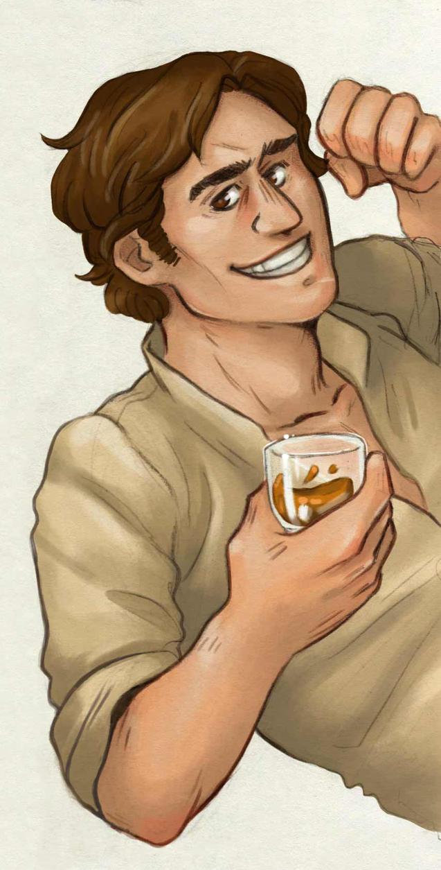 Corellian Brandy [Han Solo] by ProfDrLachfinger