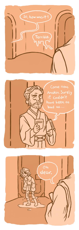 Come Now Anakin [Obikin] by ProfDrLachfinger