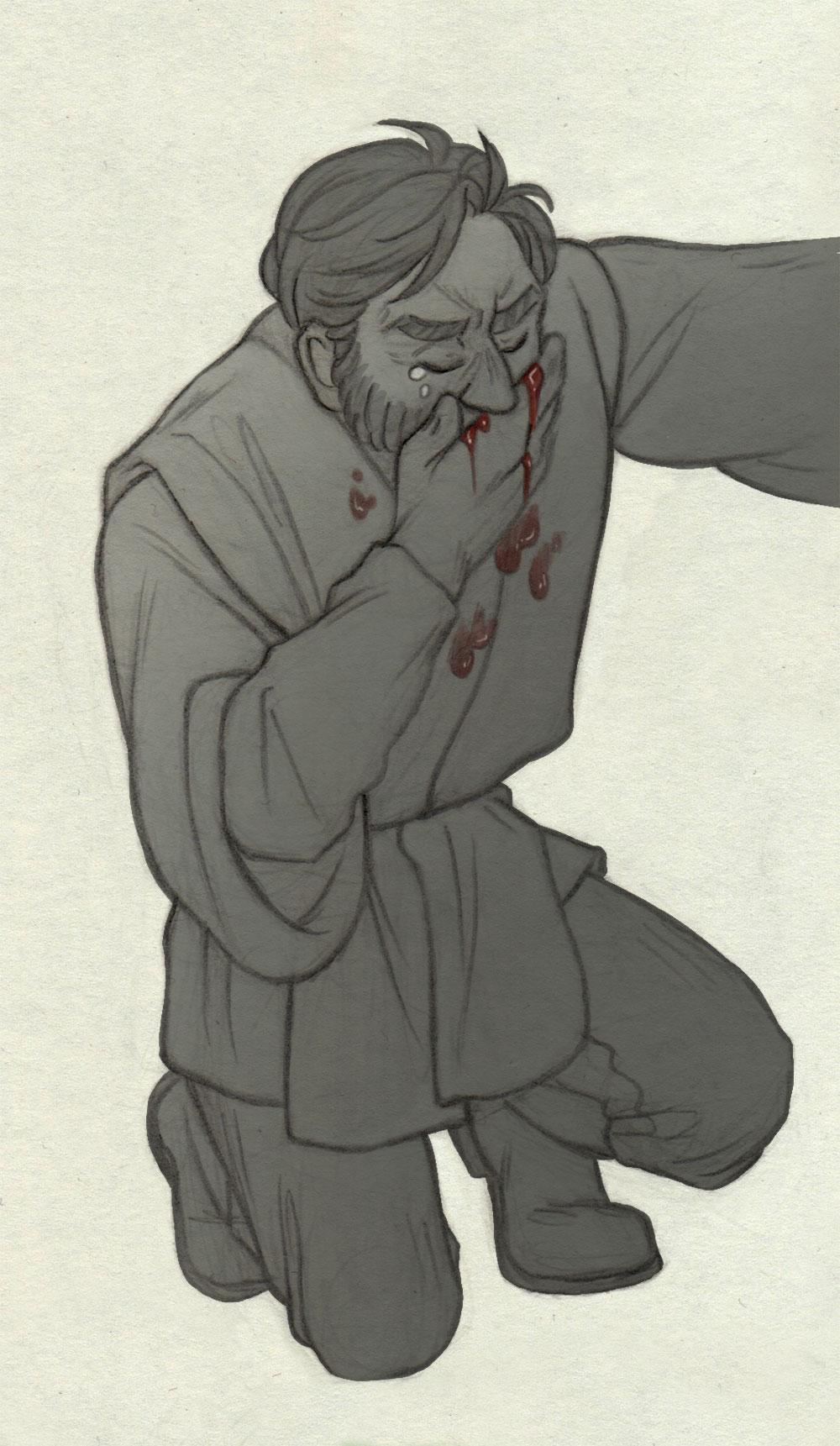 Blood [Obi-Wan] by ProfDrLachfinger