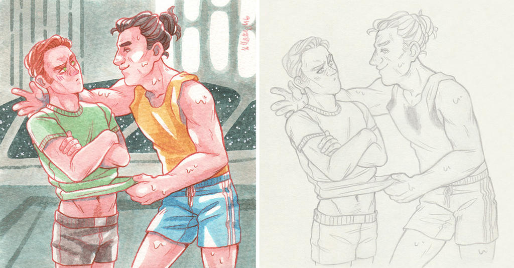Work-Out on the Finalizer [Kylux] by ProfDrLachfinger