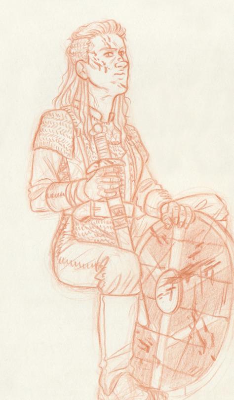 Lagertha Lothbrok [Vikings] by ProfDrLachfinger