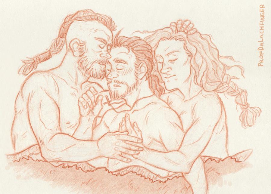 Family [Vikings] by ProfDrLachfinger