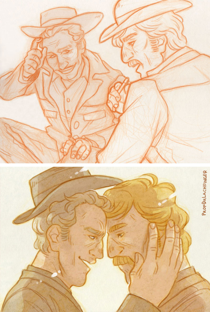 Together [Butch Cassidy and the Sundance Kid] by ProfDrLachfinger