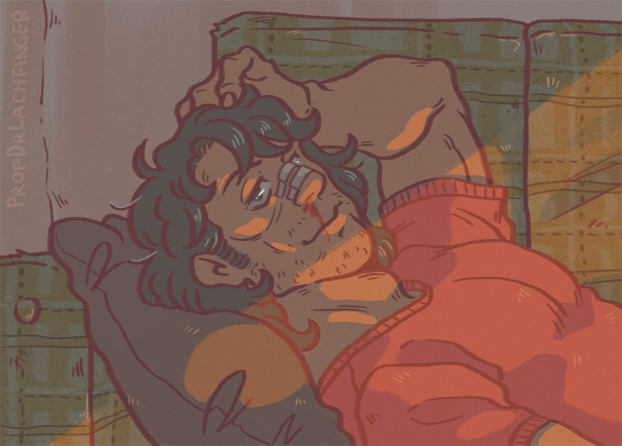 Nosebleed [John Rambo] by ProfDrLachfinger