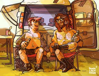 Festival Summer [MHMD] by ProfDrLachfinger