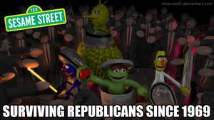 Sesame Street lives! by AMProSoft
