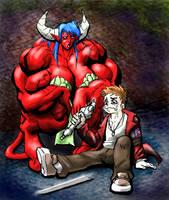 Devil May Cry a Lot by AMProSoft