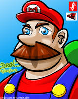 I Swear by Mario's Moustache