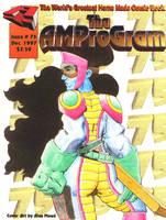 AMProGram #75 Cover (December 1997) by AMProSoft
