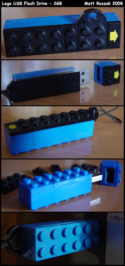 Lego USB by KupoGames