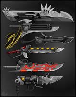 Swords 5 by KupoGames