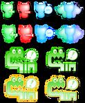 GIM icons