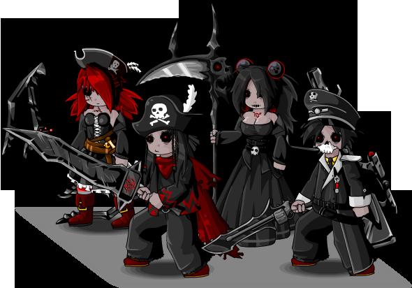 EBF4: Dark Players by KupoGames