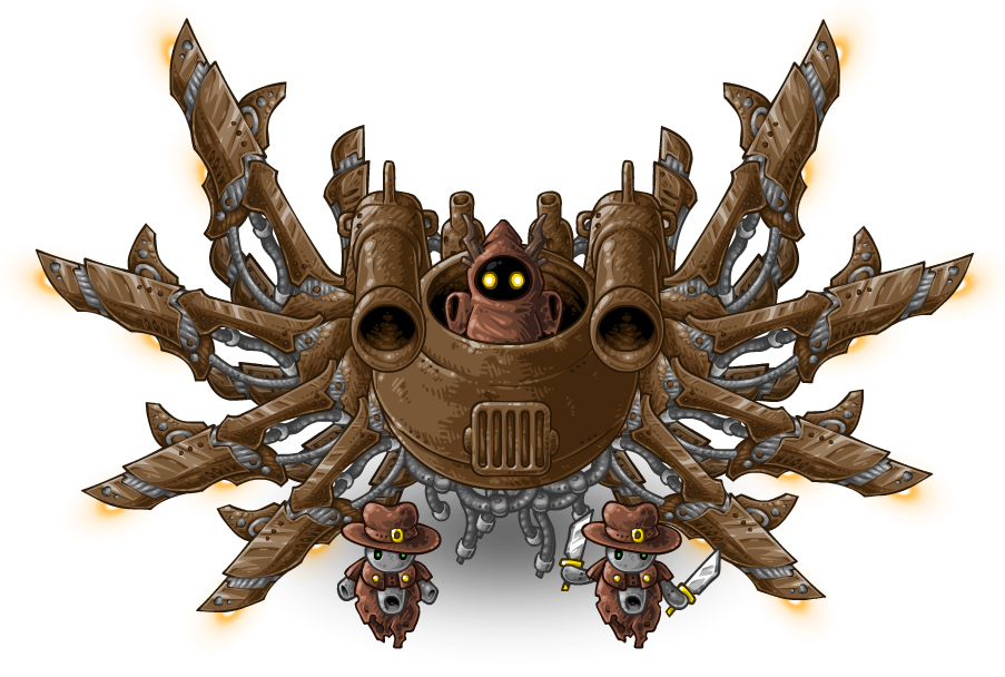 BH2: Copper God by KupoGames