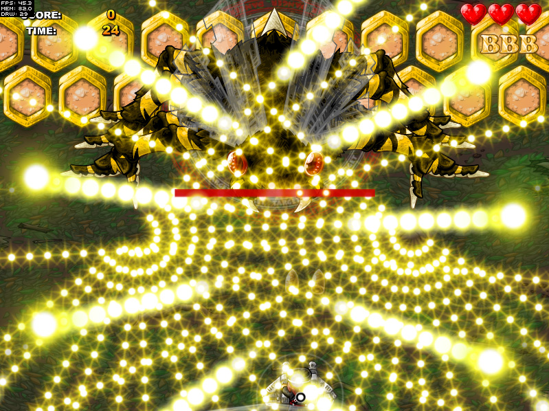 BH2: Spiderbee Preview by KupoGames