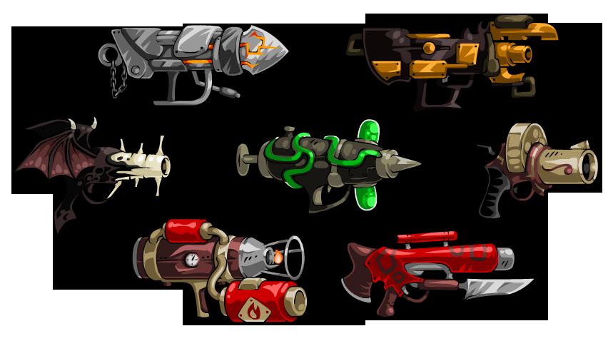 EBF5: Guns 3 by KupoGames