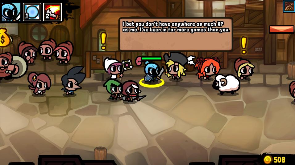 Sentry Knight Tactics by KupoGames