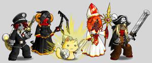 EBF5: Evil Players
