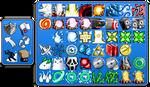 EBF5: Special Skill Icons