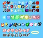 EBF5: Status Icons