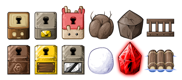 EBF5: Map Blocks by KupoGames