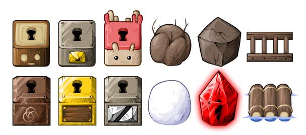 EBF5: Map Blocks by KupoGames