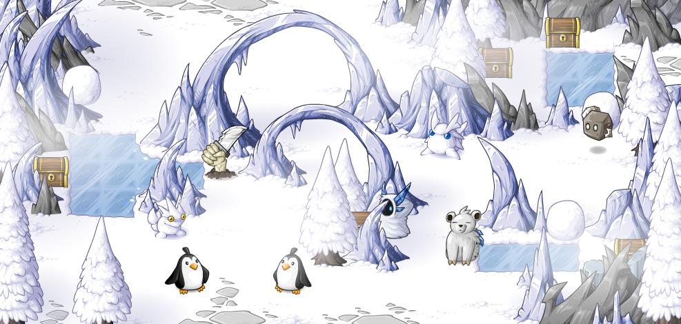 Snow Av by KupoGames