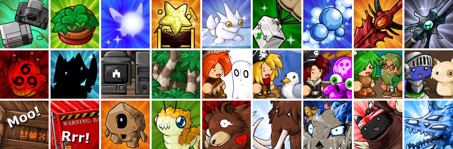 EBF5: Achievements by KupoGames