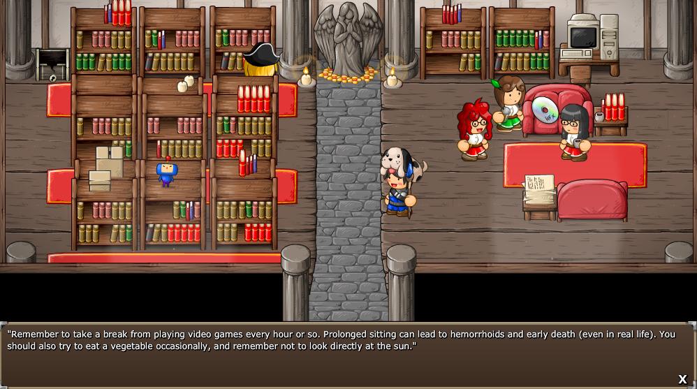 EBF5: World Demo V2 by KupoGames