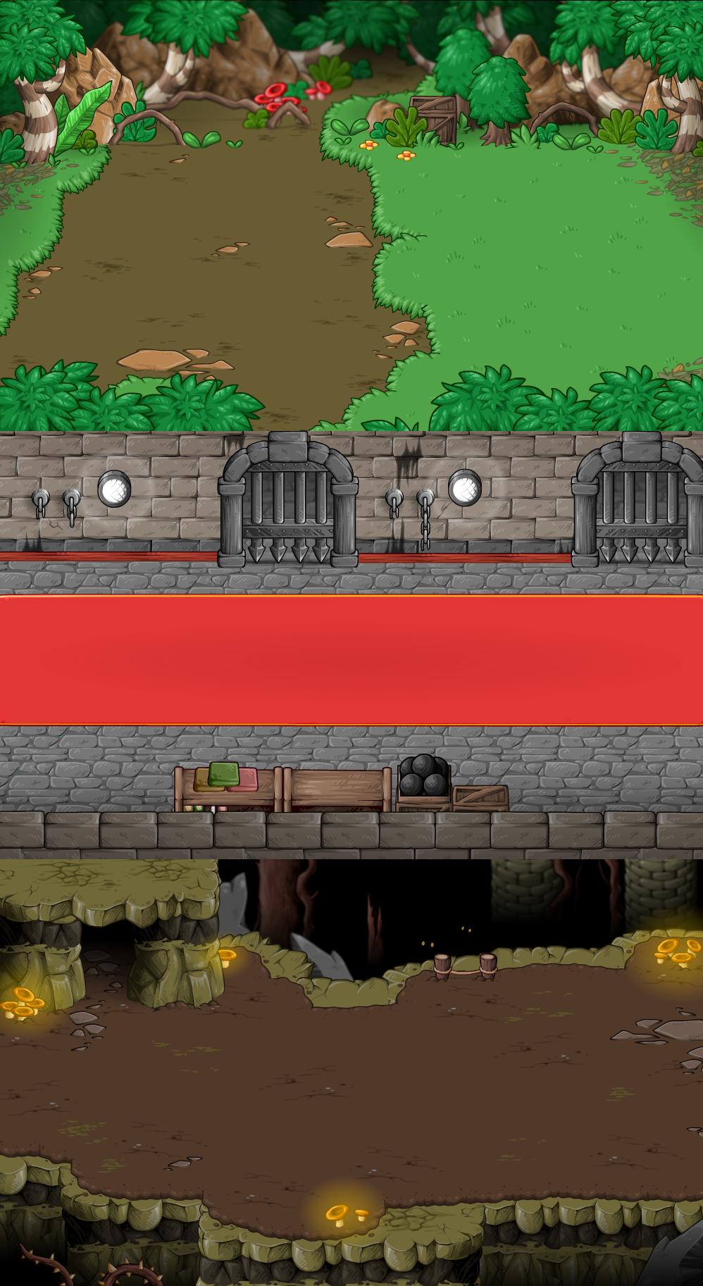 EBF5: Battle Backgrounds 3 + Rezzed by KupoGames