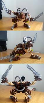 Bionicle MOCs: Earth