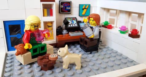 Office Lego by KupoGames