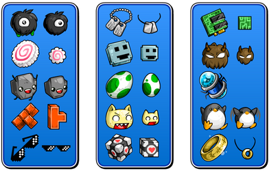 EBF5: New Flairs by KupoGames