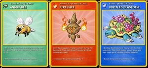 EBF5: Monster Cards