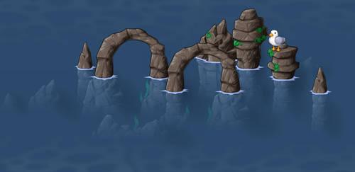 EBF5: The Sea by KupoGames