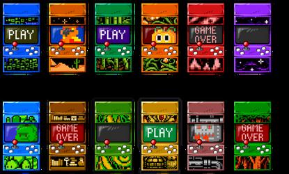 EBF5: Vending Machines by KupoGames