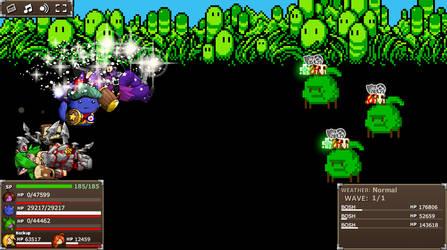 EBF5: Arcade Foes