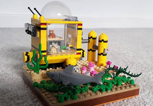 Lego: Hampture