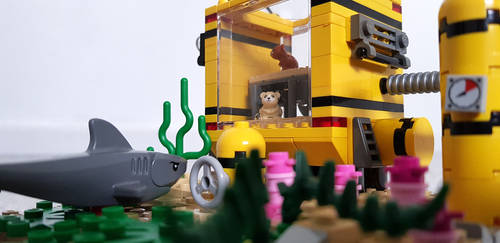 Lego: Hampture 2