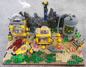 Lego: Big Hampture 1