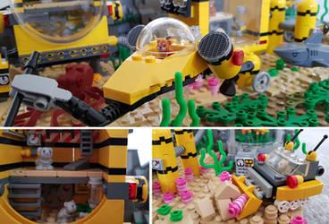 Lego: Big Hampture 2