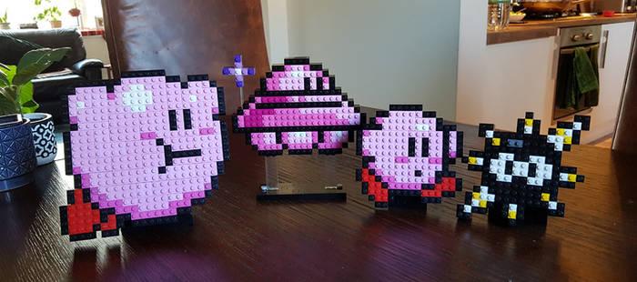Lego: Kirbys