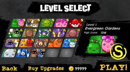 Bullet Heaven 3: Level Select