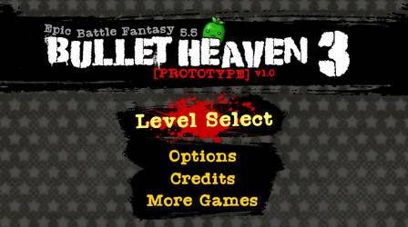 Bullet Heaven 3 [Prototype]