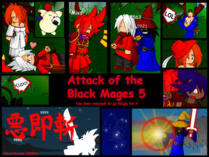 Attack of the Black Mages 5