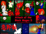 Attack of the Black Mages 5 by KupoGames
