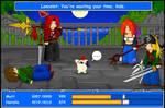 FF Battle 2 - Screenie by KupoGames