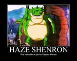 Haze Shenron